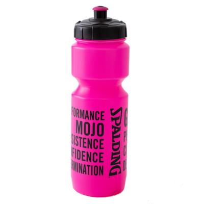 スポルディング スクイズボトル ピンク