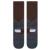 Stance ソックス ICON SPORT CREW【A559A21SCBRN】ブラウン