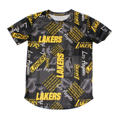 OuterStuff NBA ジュニア Tシャツ【IN THE PAINT】レイカーズ