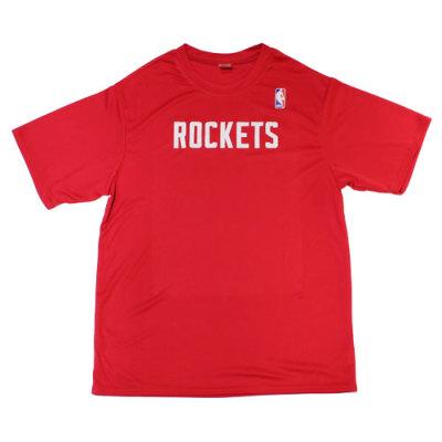 アレソン NBA カスタム DRI Tシャツ A405LA【ヒューストン・ロケッツ】レッド