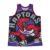 ミッチェル&ネス NBA BIG FACE タンク【SMJYBW19068】トロント・ラプターズ